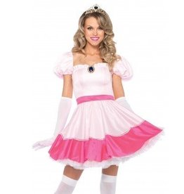 Leg Avenue COSTUME ADULTE PRINCESSE ROSE