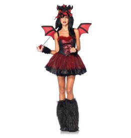 Leg Avenue COSTUME ADULTE DRAGON DÉMON