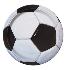 "Unique ASSIETTES 7"" (8) - SOCCER"