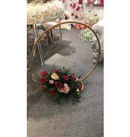 PARTY SHOP METALLIC HOOP