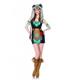 Leg Avenue *COSTUME ADULTE LOUP GUERRIER