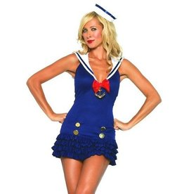 Leg Avenue *COSTUME SWEETHART SAILOR