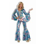 Forum Novelty COSTUME ADULTE DISCO MAMMA