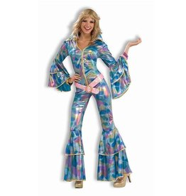 Forum Novelty COSTUME DISCO MAMMA