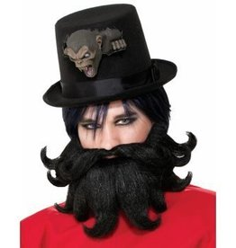 Forum Novelty MOUSTACHE & BARBE TWISTED ATTRACTIONS