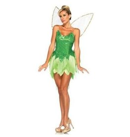 Leg Avenue COSTUME ADULTE FÉE CLOCHETTE PIXIE