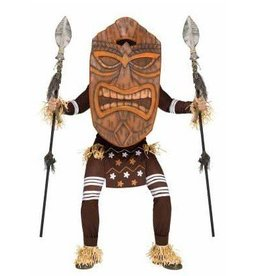 FUN WORLD *COSTUME GUERRIER TIKI