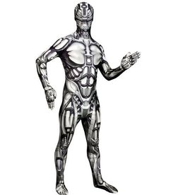 MORPHSUITS COSTUME MORPHSUIT ANDROIDE