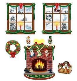 Beistle Co. Indoor Christmas Decor Props