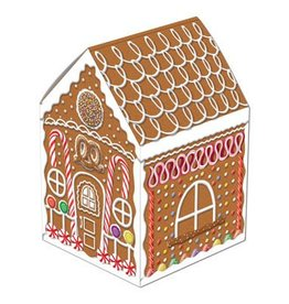 Beistle Co. Gingerbread House Centerpiece