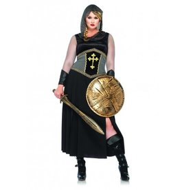 Leg Avenue *COSTUME ADULTE JEANNE D'ARC