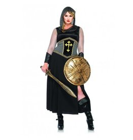 Leg Avenue COSTUME ADULTE JEANNE D'ARC