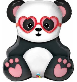 Qualatex BALLON MYLAR SUPERSHAPE - PANDA