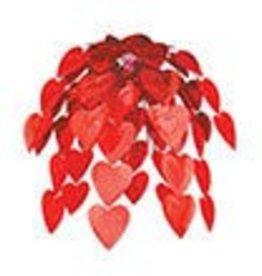 Beistle Co. Heart Cascade