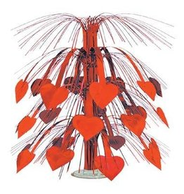 Beistle Co. Heart Cascade Centerpiece