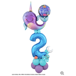 PARTY SHOP BALLOONS ASSEMBLY - BIRTHDAY UNDER THE SEA #1
