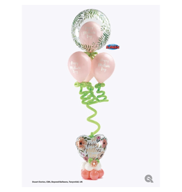 PARTY SHOP MONTAGE BALLONS - FÊTE DES MÈRES #1