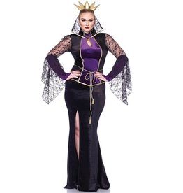 Leg Avenue COSTUME ADULTE REINE MALÉFIQUE