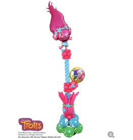 PARTY SHOP MONTAGE BALLONS - TROLLS