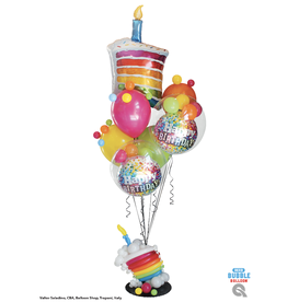 PARTY SHOP BALLOONS ASSEMBLY - GENERAL BIRTHDAY #1
