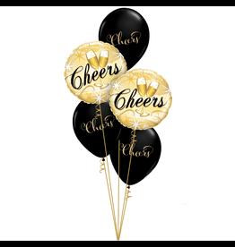 PARTY SHOP BALLONS BOUQUET - GRADUATION #1