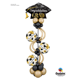 PARTY SHOP MONTAGE BALLONS - GRADUATION #2