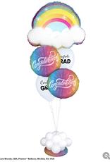 PARTY SHOP Copy of MONTAGE BALLONS - GRADUATION #7