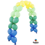 PARTY SHOP MONTAGE BALLONS #37 - ARCHE FLEUR