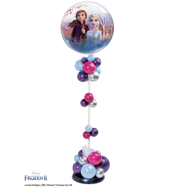 PARTY SHOP Copy of MONTAGE BALLONS #37 - ARCHE FLEUR