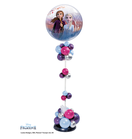PARTY SHOP MONTAGE BALLONS #38 - FÊTE REINE DES NEIGES