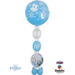 PARTY SHOP MONTAGE BALLONS #39 - FÊTE REINE DES NEIGES