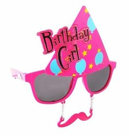 LUNETTES ''BIRTHDAY GIRL'' ROSE
