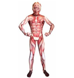 MORPHSUITS COSTUME MORPHSUIT ENFANT MUSCLE