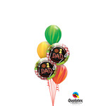 PARTY SHOP BALLOONS BOUQUET - FATHER'S DAY #4