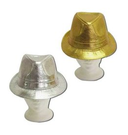 Handee Products FEDORA - OR OU ARGENT