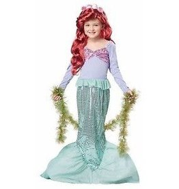 California Costumes *COSTUME LITTLE MERMAID