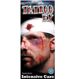 TINSLEY TRAUMA TEMP TATTOO - INTENSIVE CARE