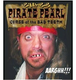 BILLY BOB BILLY BOB TEETH - PIRATE PEARL