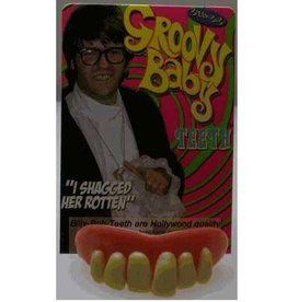 BILLY BOB BILLY BOB TEETH - GROOVY BABY (AUSTIN)