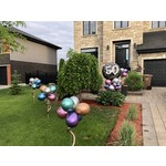 PARTY SHOP MONTAGES BALLONS - PIQUETS TERRAIN