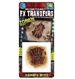 TINSLEY PROTHESE FX TRANSFERS - ZOMBIE BITE
