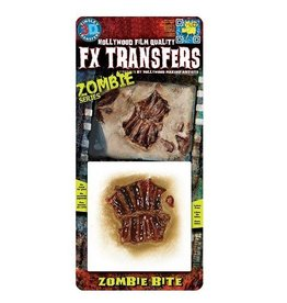 TINSLEY PROTHESE FX TRANSFERS - ZOMBIE BITE