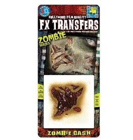 TINSLEY PROTHESE FX TRANSFERS - ZOMBIE GASH