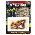 TINSLEY PROTHESE FX TRANSFERS ZOMBIE - MÂCHOIRE