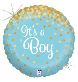 Betallic BALLON MYLAR 18 PO - IT'S A BOY