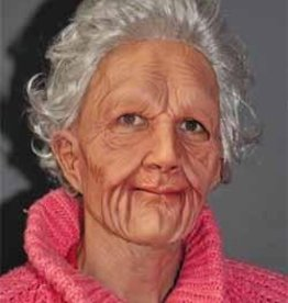 ZAGONE - MASQUE OLD WOMAN - MOVING MOUTH