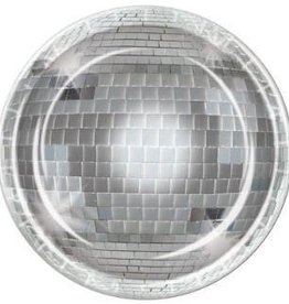 Beistle Co. ASSIETTES 9PO DISCO