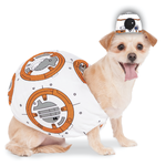 RUBIES COSTUME POUR CHIEN STAR WARS - BB-8