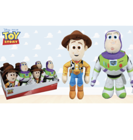 IMPORTS DRAGON PELUCHE 11PO ASSORTIE BUZZ OU WOODY - TOY STORY
