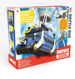 IMPORTS DRAGON COLLECTION FORTNITE - BUS + FIGURINE